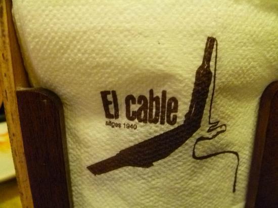 el Cable: Logo