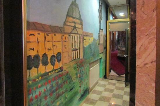 Hotel Ilica: Corridor