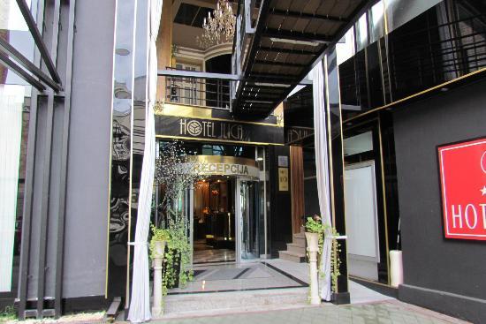 Hotel Ilica: Entry