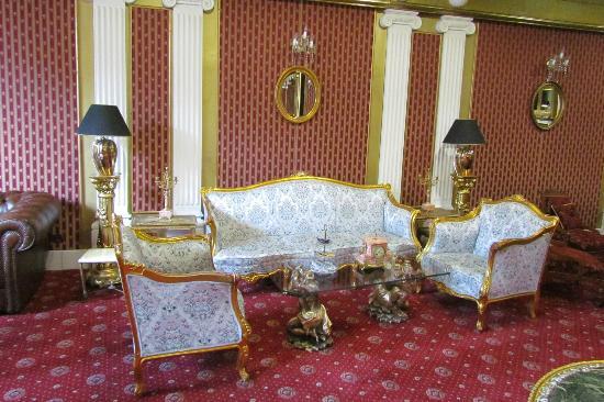 Hotel Ilica: Lounge