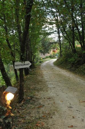 Auberge de Layotte  - Regis Gagnadre: nous sommes bien éloignés de l'autoroute