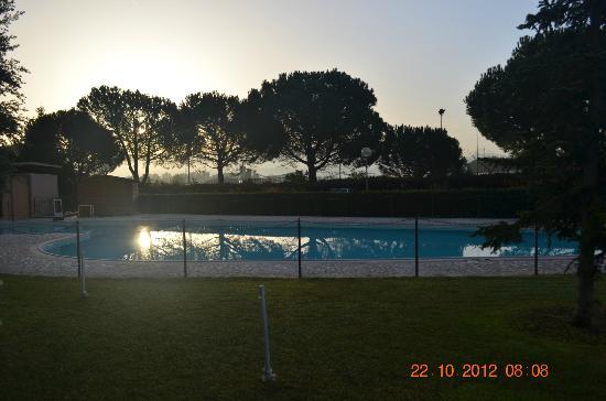 Terra Umbra Hotel: piscina hotel terra umbra