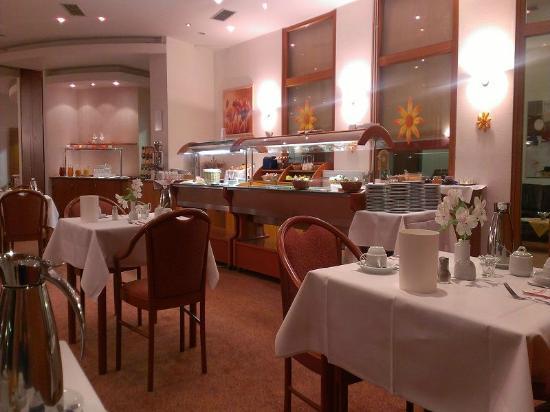 Morada Hotel Gifhorn: Frühstücksbuffett