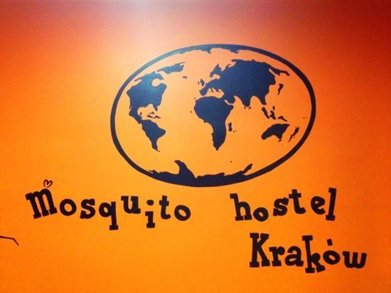 Mosquito Hostel Krakow: Dining room !