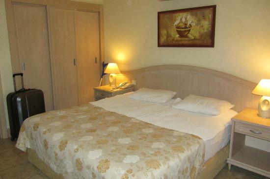 Dalyan Resort: Zimmer