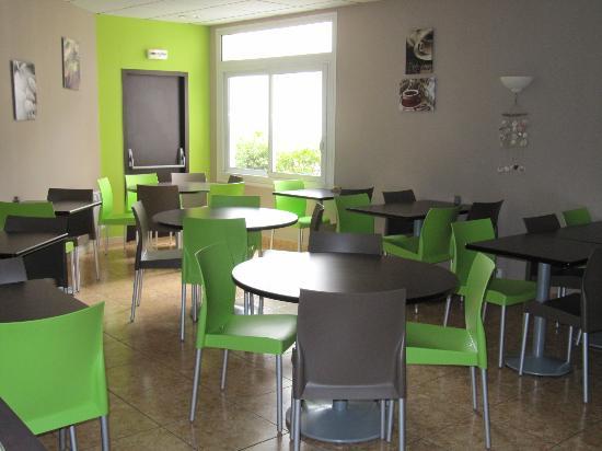 La Sterne : Salle Petits déjeuners