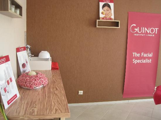 Grand Hotel Pomorie: Кабинет косметолога