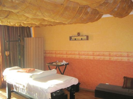 Grand Hotel Pomorie: СПА