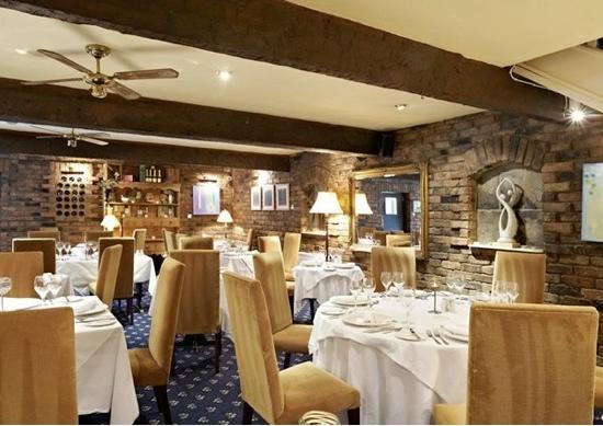 1885 The Restaurant: The Restaurant.
