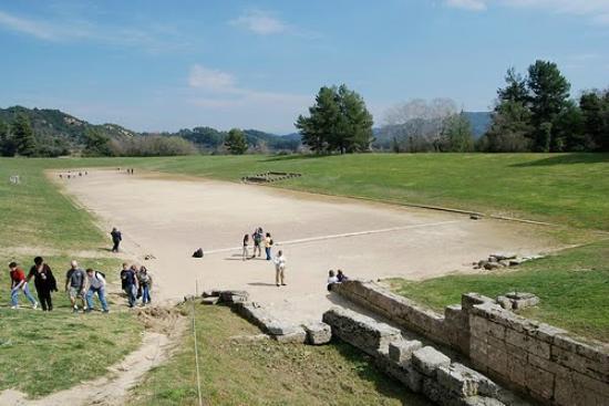 Katakolon Taxi - Ancient Olympia Day Tours: Ancient Olympia