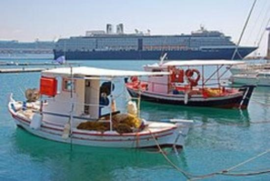 Easiest way to get from Katakolon port to ancient Olympia ...