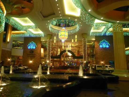 Sunway Resort Hotel & Spa: Hotel enterance