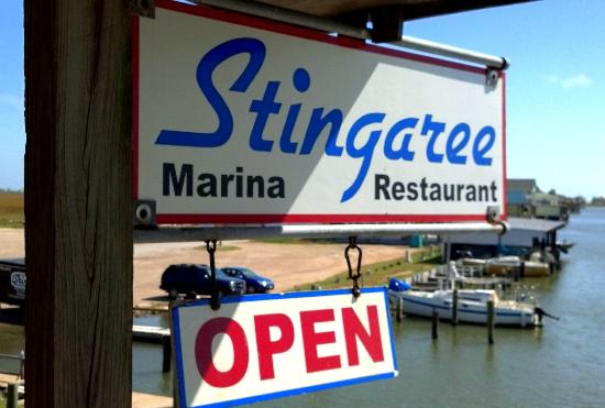 Stingaree Restaurant & Bar: Come On In!