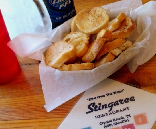 Stingaree Restaurant & Bar: Ready to eat!