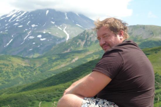 Kamchatka Peninsula: К;амчатские сопки