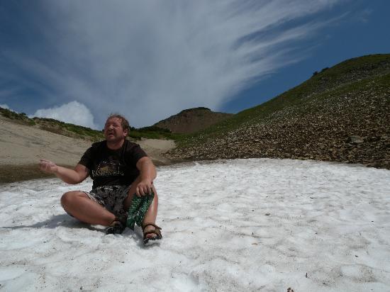 Kamchatka Peninsula: и ж...не мёрзнет