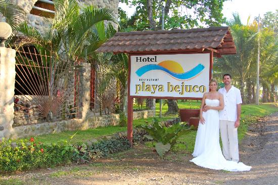 Hotel Playa Bejuco: Wedding Day