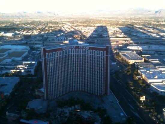 The Palazzo Resort Hotel Casino: fabulous view
