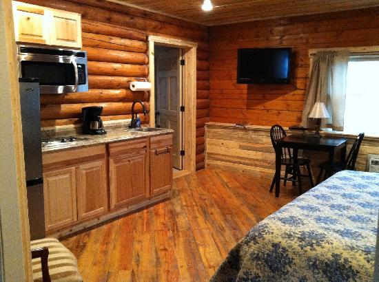 Wapiti Lodge: Grant Suite