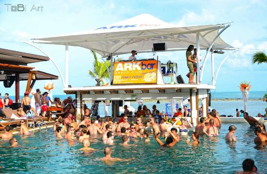Ark Bar Beach Resort Chaweng Koh Samui Picture Of