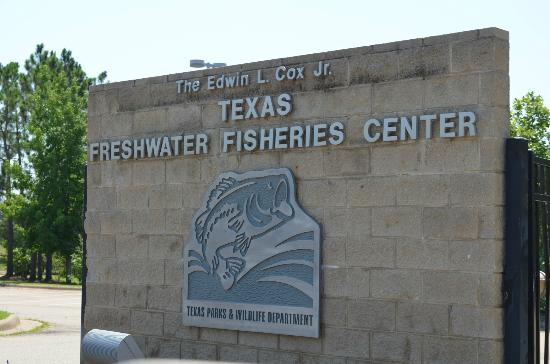 ‪Texas Freshwater Fisheries Center‬