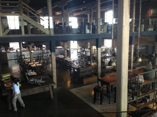 The Singular Patagonia Restaurant: restaurant