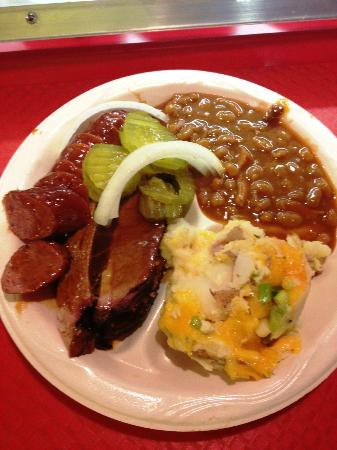 Central Texas Bar-b-q