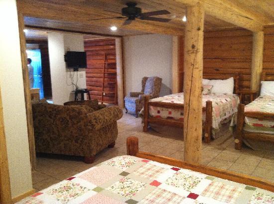 Wapiti Lodge : Roosevelt Suite