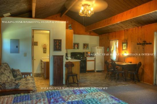 Wapiti Lodge: Sportsmen Cabin