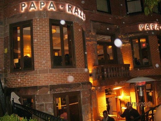 Papa Razzi Boston Back Bay Menu Prices Restaurant Reviews Tripadvisor