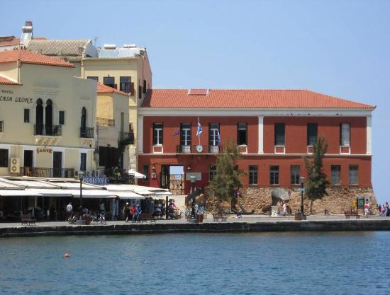 Chania Town, Greece: Maritime Museum of Crete