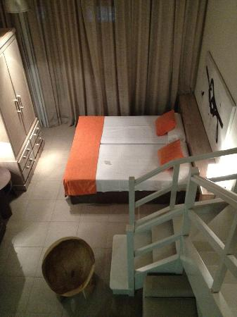 Eco Alcala Suites: View from Gallery bedroom