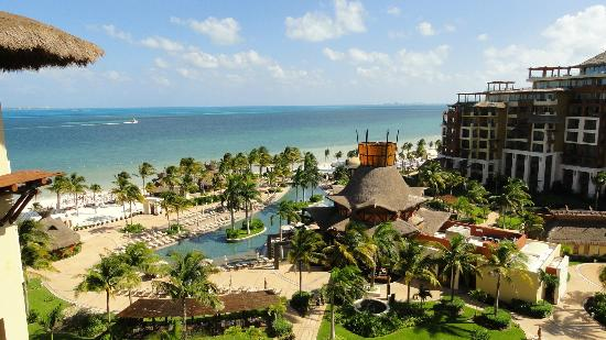 Villa del Palmar Cancun Beach Resort & Spa : View from our room