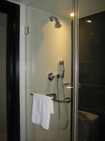 Park Plaza Riverbank London: Shower
