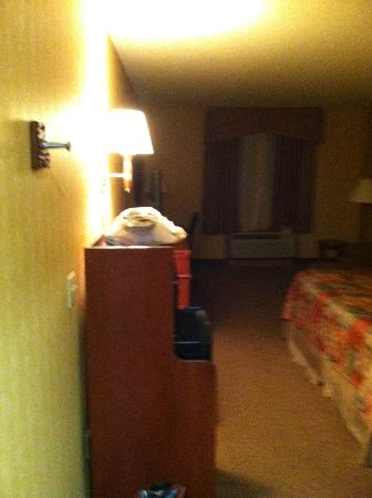 Sleep Inn & Suites: Room