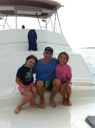 Yellowtail Charters Day Sails: Thank you Yellowtail Charters!
