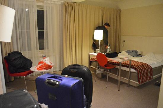 Thon Hotel Astoria: Apartamento triple/family