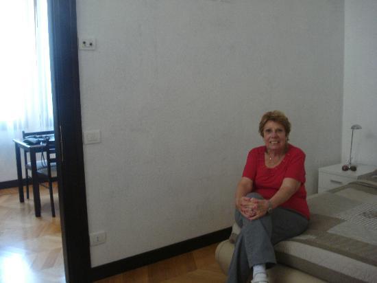 Ca' Sant'Angelo: Habitación