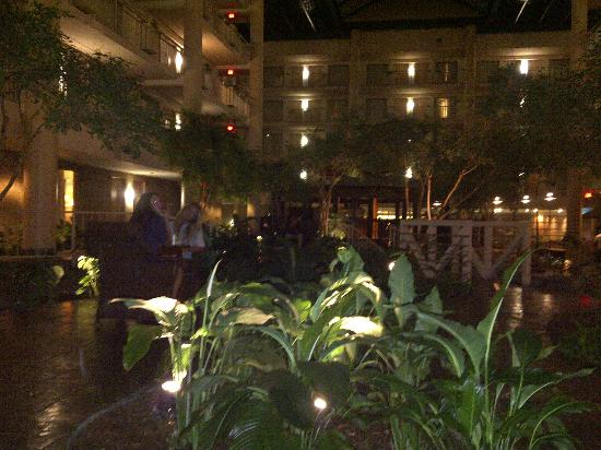 Embassy Suites by Hilton Syracuse : Very nice atrium