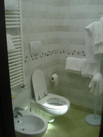 Ca' Sant'Angelo: Baño