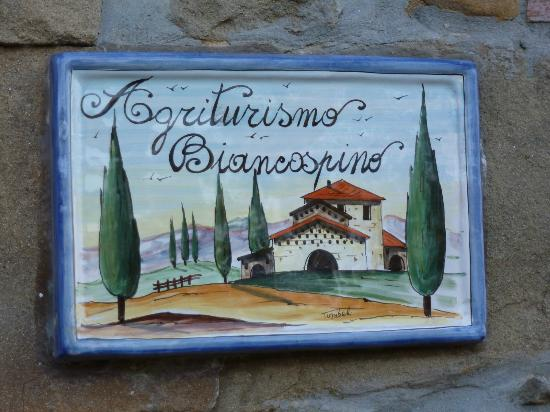 Azienda Agricola Biancospino: Charming Agroturismo, they produce olive oil, nouga and honey