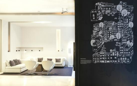Hotel Denit Barcelona: Reception