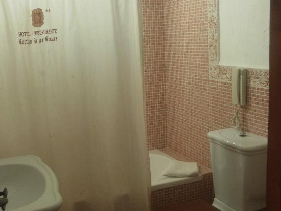 Hotel Cortijo Las Grullas: Baño