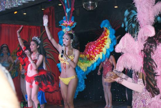 Patong Beach: Pictures from the Show