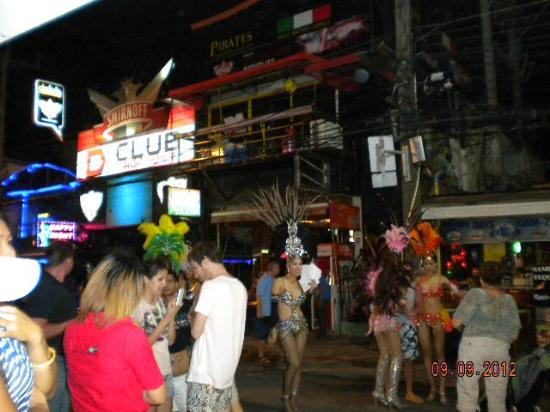 Patong Beach: Bangla Road