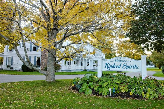 Kindred Spirits Inn & Cottages: Kindred Spirits