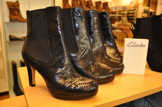 Uppsala, Szwecja: womens shoes