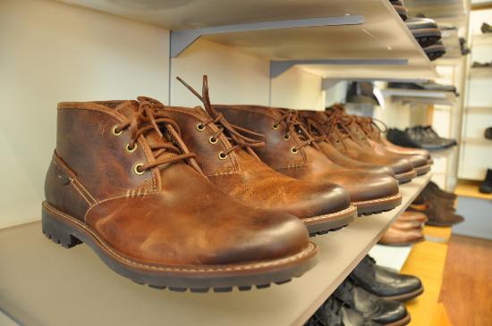 Uppsala, Swedia: mens shoes