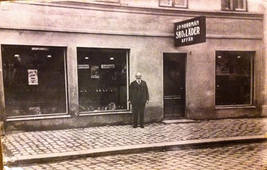 Norrmans Skor: we were founded in 1882