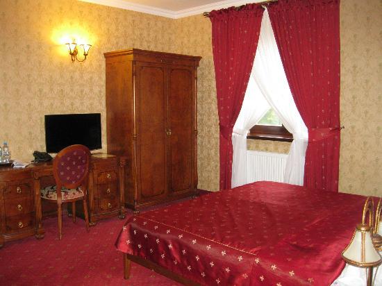 Hotel Sarmata: Our room